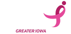 Susan G Komen® Greater Iowa Logo