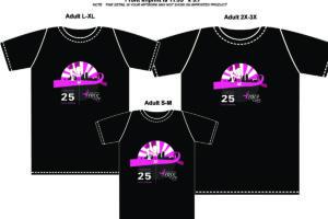 25 Year Celebration Shirt-Front (1)